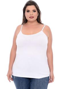 Regata Básica Plus Size