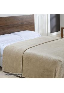 Cobertor De Microfibra Toque De Seda Super King Size- Cã¡Niazitex