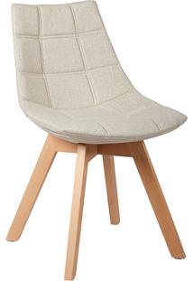 Cadeira Leila Bege