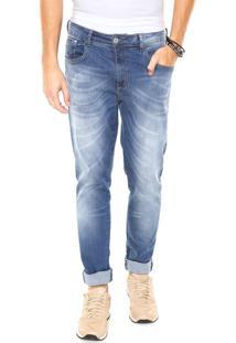Calça Jeans Sommer Martin Skinny Azul
