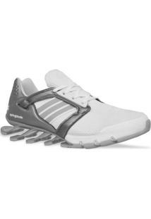 Tenis Adidas Running Springblade E Force Branco Prata