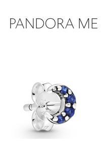 Brinco Único Minha Lua Azul - Pandora Me