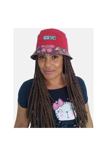 Chapéu Bucket Hats Black Bird Thb 87Fl