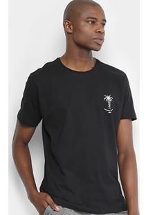 Camiseta Hd Estampa Palm Snake Masculina - Masculino