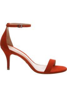 Sandália Gisele Minimal Bright Orange | Schutz