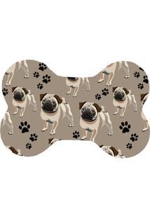Tapete Love Decor Wevans Pet Bulldog Off White