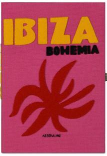 Assouline Clutc X Olympia Le-Tan Ibiza - Rosa