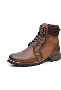Bota Liferock Lr11021-3 Tan