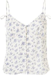 Reformation Rampart Floral Cami Top - Estampado