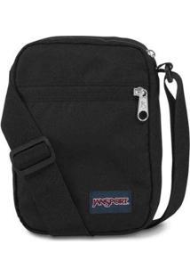 Bolsa Shoulder Bag Jansport - Unissex-Preto