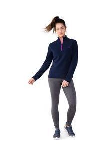 Blusa Olympikus Fleece Essential Feminina