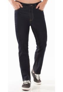 Calça Jeans Mid Rise Eventual Masculina - Masculino