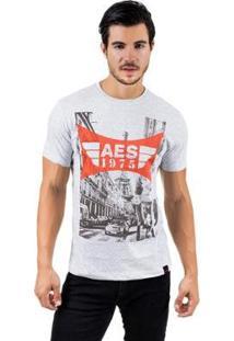 Camiseta Aes 1975 Paris Masculina - Masculino
