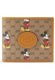 Gucci Carteira Disney X Gucci - Neutro