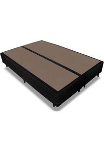 Cama Box Base Probel Tecido Black King 193