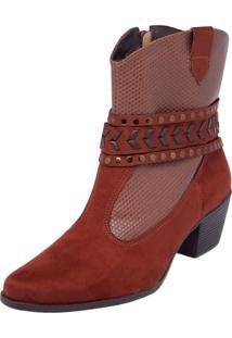 Bota Dafiti Shoes Country Tressê
