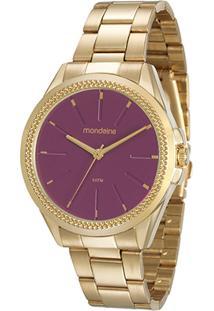 Relógio Mondaine Analógico 53538Lpmvde3 Feminino - Feminino