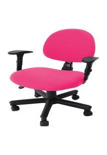 Capa De Cadeira Giratória De Escritório 1 Peça Pink