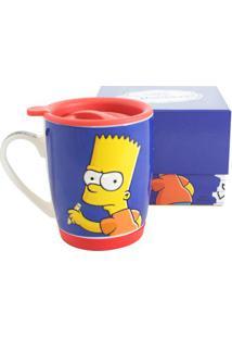 Caneca Bart Simpson - Zona Criativa