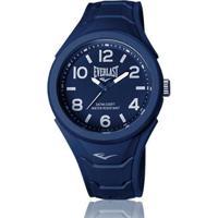 869cf56d576 Relógio Pulso Everlast Shape Caixa Abs Revestido Silicone - Masculino