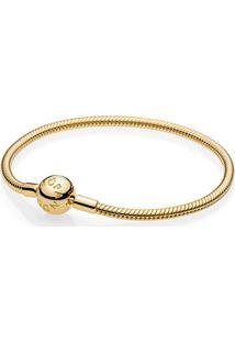Bracelete Crie & Combine - Liso Pandora Shine
