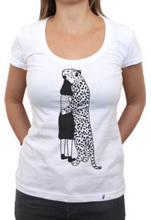 Abração - Camiseta Clássica Feminina
