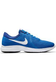 Tênis Nike Revolution 4 Masculino - Masculino-Azul Royal