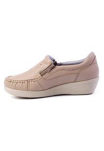 Mocassim Anabela Doctor Shoes 200 Bege