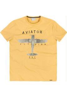 Camiseta Amarelo