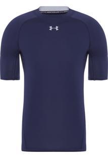 Camiseta Masculina De Compressão - Azul
