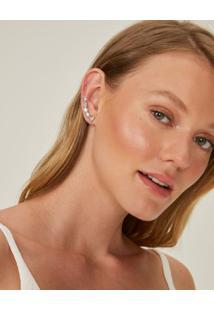 Ear Cuff Cristais Shapes