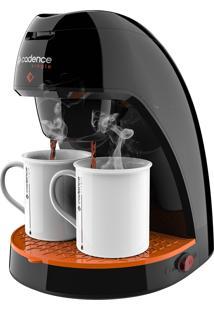 Cafeteira Cadence Caf218 Single Contrast 240Ml 450W Preta