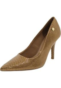 Sapato Feminino Scarpin Caramelo Vizzano - 1184301