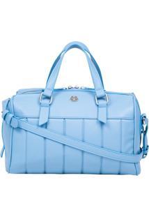 Bolsa Feminina Ana Hickmann Ba㺠Matelass㪠Soft Estilosa Azul - Azul - Feminino - Dafiti