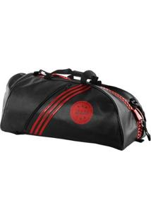 Bolsa Mochila Adidas Champion 2In1 Bag Kick Boxing Wako 50L - Unissex