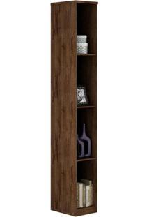 Guarda-Roupa Closet Modulado Bone Canela