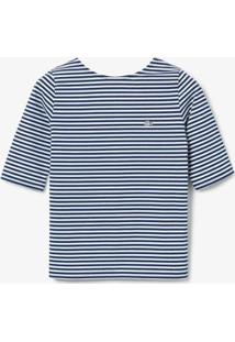 Camiseta Lacoste Live Feminina - Feminino