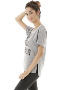 Camiseta T-Shirt Aplicação Aha - Kanui