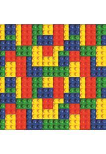 Papel De Parede Adesivo Lego (0,58M X 2,50M)