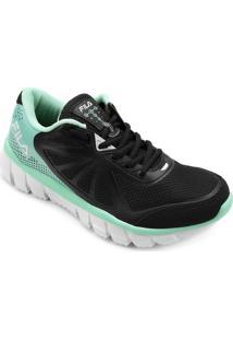 02838bd4b68 Tênis Fila Verde feminino