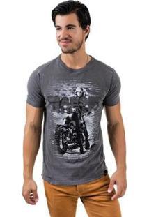 Camiseta Aes 1975 Rebel Masculina - Masculino