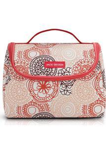 Bolsa Tã©Rmica Com Alã§A Jacki Design Ahl17290 Salmã£O - Rosa - Feminino - Dafiti