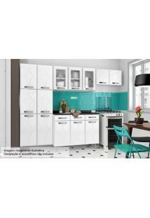 Cozinha Telasul Rubiaço 4 Peças Coz102 Branco