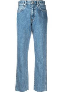 Slvrlake Calça Jeans Hero - Azul