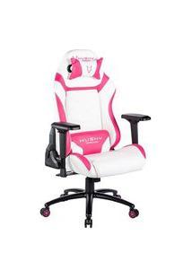 Cadeira Gamer Husky Avalanche Pink White - Hav-Pw