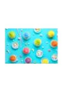 Painel Adesivo De Parede - Cupcakes - Confeitaria - 1170Png