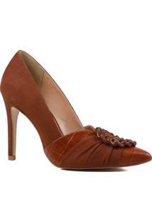 Sapato Feminino Scarpin Zariff Salto Alto