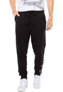 Calça Calvin Klein Jeans Bolsos Preta