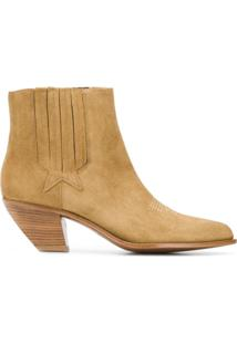 Golden Goose Deluxe Brand Ankle Boot - Cuoio