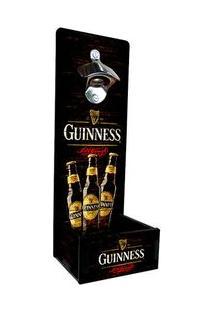 Abridor De Garrafa Grande Cerveja Guinness